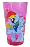 My Little Pony: Rainbow Dash Glitter - Pint Glass