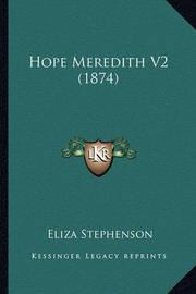 Hope Meredith V2 (1874) by Eliza Stephenson