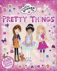 Little Hands Creative Sticker Play Pretty Things by Lisa Miles