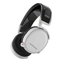 SteelSeries Arctis 7 Wireless Gaming Headset (White) for PC Games