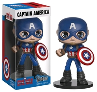 Marvel: Captain America (Civil War) - Wobbler Vinyl Figure
