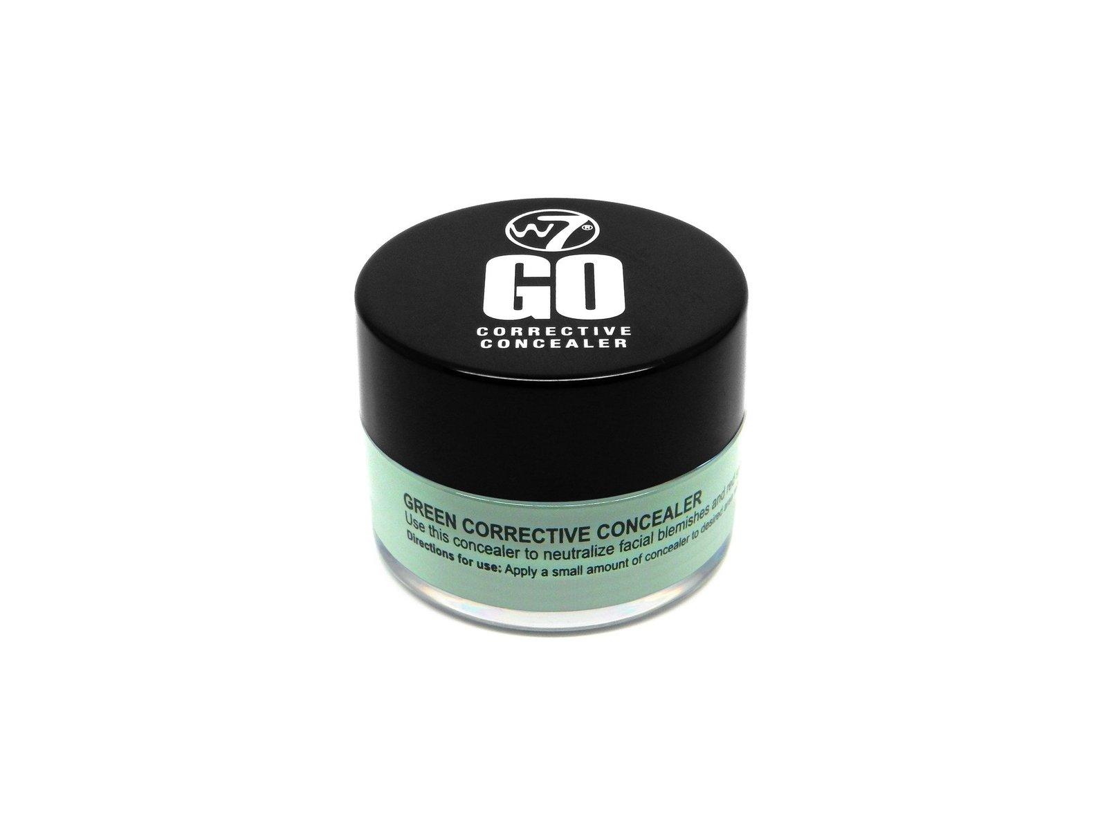 W7 Go Corrective Concealer (Green) image