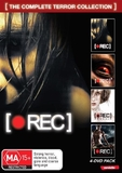 [REC] - The Complete Terror Collection on DVD