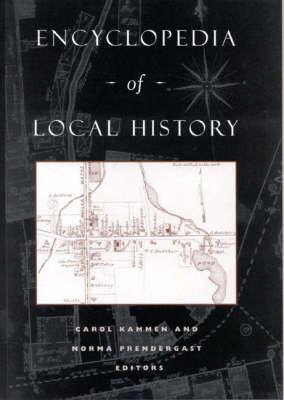 Encyclopedia of Local History image