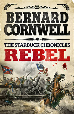 Rebel by Bernard Cornwell image