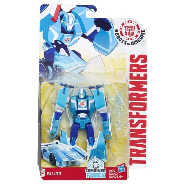 Transformers Robots In Disguise - Combiner Force - Blurr