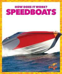 Speedboats by Joanne Mattern