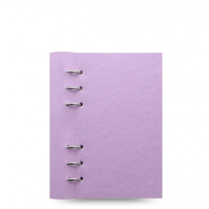 Filofax - Personal Clipbook Classic Notebook - Orchid image
