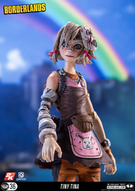 "Borderlands 2 - Tiny Tina 7"" Figure"