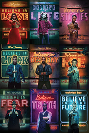 American Gods Maxi Posters - Characters (995)