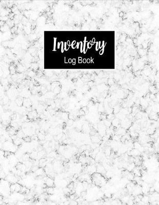 Inventory Log Book by Simplicity & Essential Planner