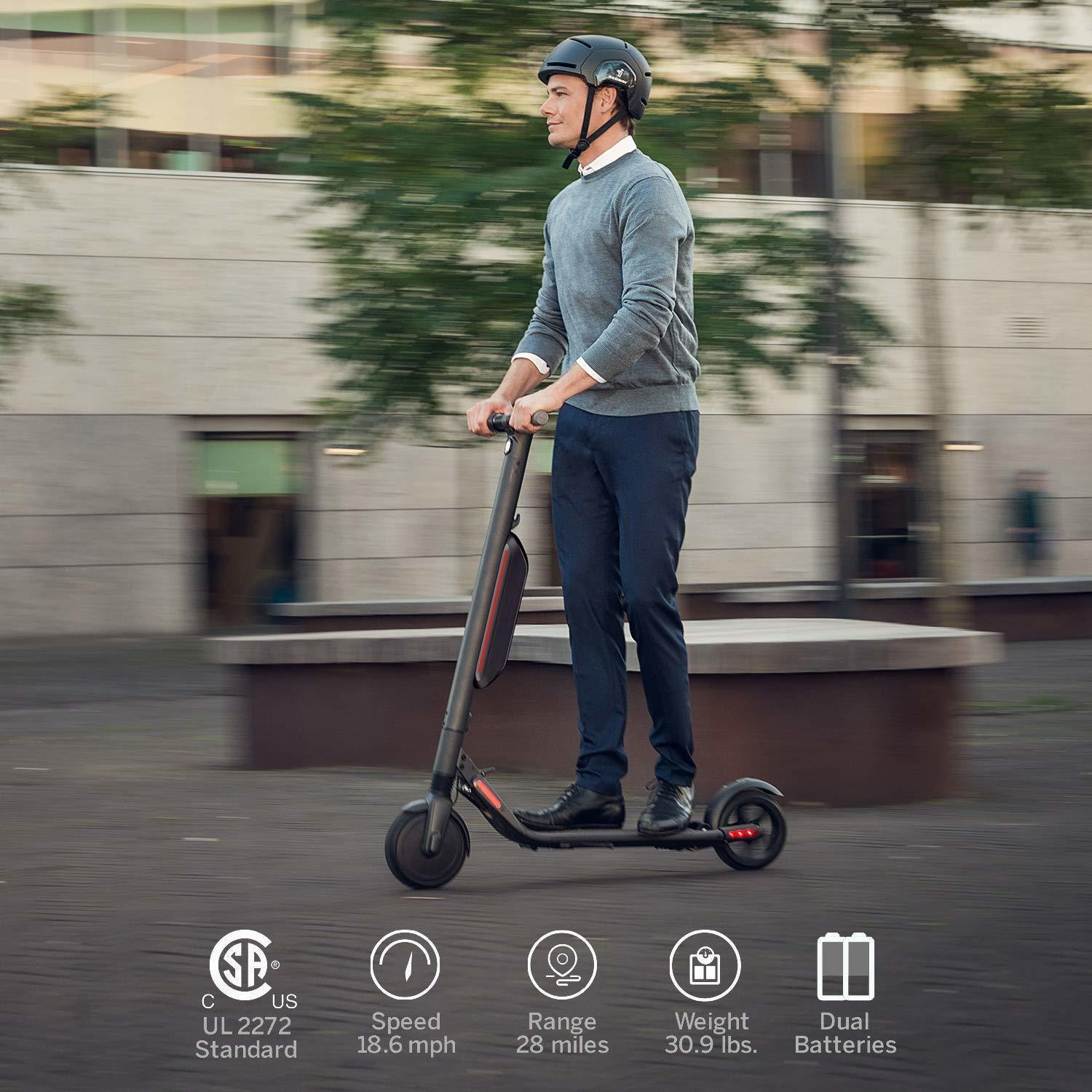 Image result for segway ninebot es4 kick scooter