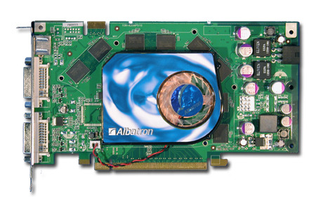 ALBATRON 7900GS 256MB DDR3 PCIE