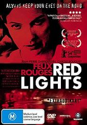 Red Lights (Feux Rouges) on DVD