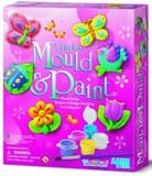 4M: Mould & Paint Kits - Garden