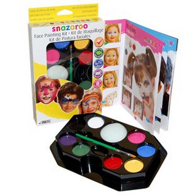 Snazaroo Face Painting Kit- Unisex image