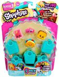 Shopkins: 5 Pack (Series 3)
