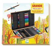 Djeco: The Colours - Big Box of Colours