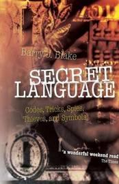 Secret Language by Barry J. Blake image