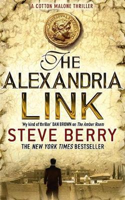 The Alexandria Link by Steve Berry image