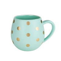 Robert Gordon: Hug Me Mug Set (Mint and Gold Spot)