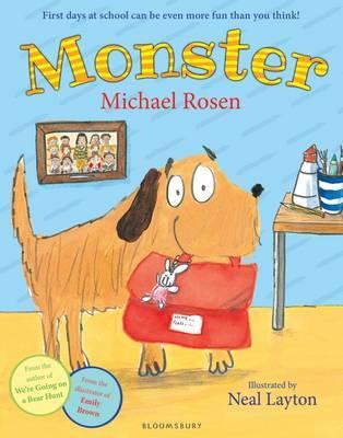 Monster by Michael Rosen image