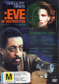 Eve Of Destruction on DVD image