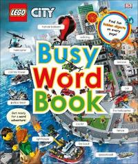 LEGO CITY Busy Word Book by DK