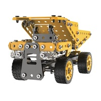 Meccano: Dump Truck Building Kit
