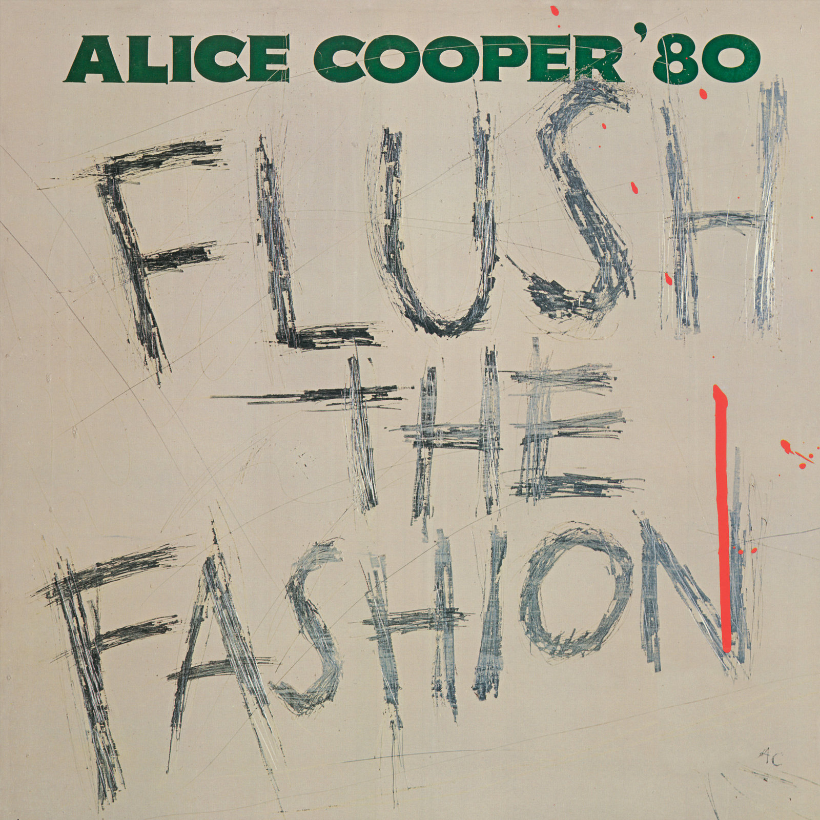 Flush The Fashion by Alice Cooper image