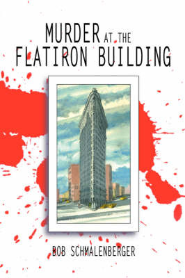 Murder at the Flatiron Building by Bob Schmalenberger image