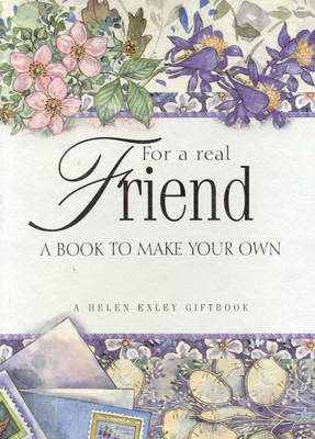 Make Your Own Real Friend by Helen Exley image