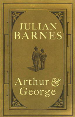 Arthur and George by Julian Barnes image