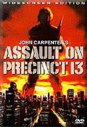 Assault On Precinct 13 on DVD