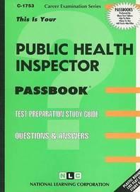 Public Health Inspector image