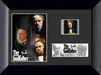 FilmCells: Mini-Cell Frame - The Godfather Part I (Vito Corleon)