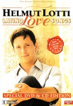 Helmut Lotti - Latino Love Songs (DVD & CD Set) on