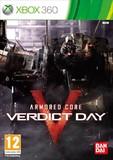 Armored Core: Verdict Day for Xbox 360