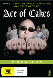 Ace Of Cakes - Season Seven on DVD