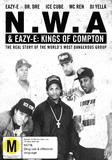 N.W.A & Eazy-E: Kings of Compton on DVD