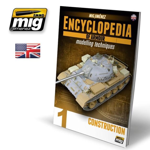 Encyclopedia of Armour Vol 1: Construction
