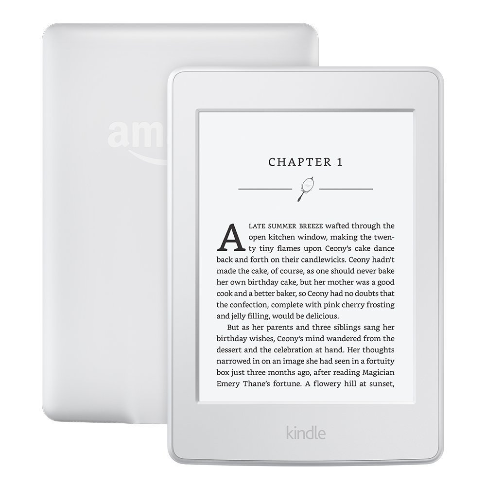 Kindle 8 (White) image