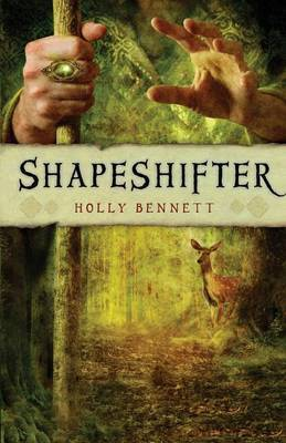 Shapeshifter by Holly Bennett image