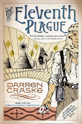 The Eleventh Plague by Darren Craske image