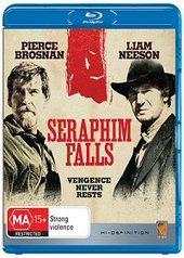 Seraphim Falls on Blu-ray