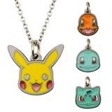 Pokemon Interchangeable Pendant Necklace