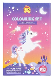 Tiger Tribe: Colouring Set - Unicorn Magic