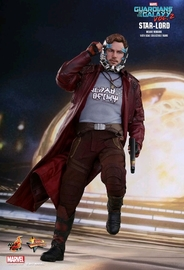 "Guardians Of The Galaxy Vol. 2 - Star-Lord (Deluxe Ver.) 12"" Figure"