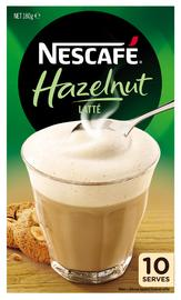 Nescafe Café Menu (Hazelnut, 10pk)