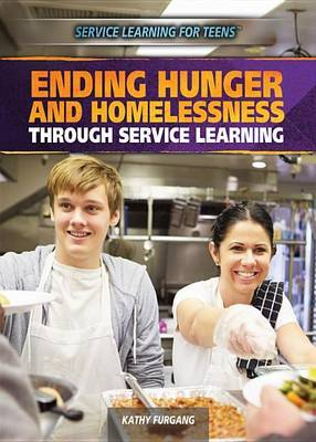 Ending Hunger and Homelessness Through Service Learning by Kathy Furgang image